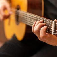 Guitarens historie